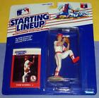 1988 TODD WORRELL St. Louis Cardinals Rookie - low s/h - Starting Lineup