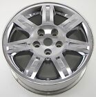 18 JEEP COMMANDER CHROME CLAD USED WHEEL RIM FACTORY OEM 2006 2007 2008 9078