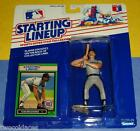 1989 TOM BROOKENS Detroit Tigers #16 Rookie -low s/h- 1st & only Starting Lineup