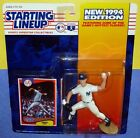 1994 JIMMY KEY New York NY Yankees Rookie - low s/h - sole Starting Lineup
