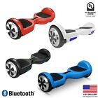 UL2272 Certified 65 LED Chrome Bluetooth Self Balancing Electric Scooter Board