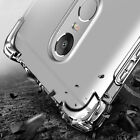 Shockproof 4 Corner Air Cushion Transparent Soft TPU Case Cover For Cell Phone