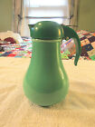 Vintage Fiesta Medium Green Syrup Dispenser