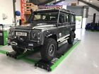 land rover 110 csw xs 2014 massive buid spec  overland  off road  Terrafirma