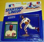 1989 STEVE BEDROSIAN Philadelphia Phillies - low s/h - Starting Lineup Kenner