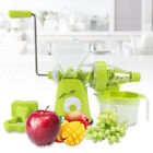 Hand-operated Squeezer Manual Juicer Vegetable Fruit Extractor Slow Machine SG