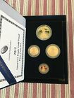 2012 American Eagle AGE 4 Coin 5 10 25 50 Gold Proof Set as Issued