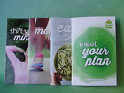 Weight Watchers 2017 Beyond The Scale Smart Points WELCOME KIT 5 Plan Guides