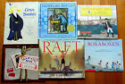 Lot 6 FIAR VOLUME 4 Books Five in a Row Grass Sandals Hatmakers Sign Mailing L1