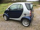 SMART CAR RHD PASSION LOW MILEAGE 2004 NEW MOT