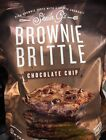 2 Bags Sheila G's Brownie Brittle Chocolate Chip, 16 Ounce