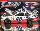 JIMMIE JOHNSON 2013 NASCAR AN AMERICAN SALUTE LOWES 1 24 ACTION NASCAR