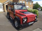 Land Rover Defender 90 TD5 Galvanised Chassis