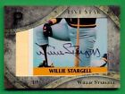 2014 Topps Five Star WILLIE STARGELL AUTOGRAPH Pirates *RARE 1 1