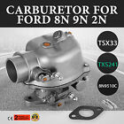 8N9510C HD Marvel Schebler Carburetor for Ford Tractor 2N 8N 9N Heavy Duty TSX33