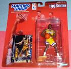 1998 KOBE BRYANT Los Angeles Lakers - low s/h - final Starting Lineup Kenner