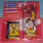 1997 EDDIE JONES extended Los Angeles Lakers - low s/h - Starting Lineup