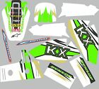 Graphics for 1985-2004 Kawasaki KX60 KX 60 Decal fender shrouds