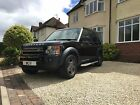 Land Rover Discovery 3 TDV6 Black 7 Seat Auto Exceptionally Maintained