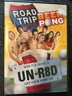 Road Trip Beer Pong DVD Unrated Edition Very Good