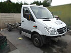 Mercedes Benz Sprinter 311cdi Rolling Chassis Spares or Repairs