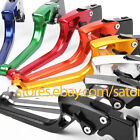 For BMW G650 X Xchallenge/Xcountry/Xmoto 07-10 Long Clutch Brake Lever CNC Set