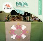 Slice Design Card Holly Jolly new in package