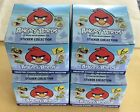 Lot Of 4 Rovio Angry Birds Sticker Boxes NIB 200 Packages 1600 Stickers