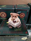 BOYDS BEARS & FRIENDS HOW DO I LOVE THEE 2007 WILSON WITH LOVE SONNETS bb