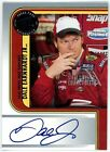 Dale Earnhardt Jr 2005 Press Pass Signings Racing Autograph Card V1764