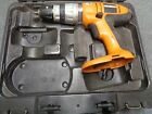 WORX 18V 2 SPEED CORDLESS HAMMER DRILL BODY WX18HD COMPLETE WITH CARRYING CASE