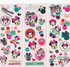 Disney Cute Minnie Mouse Scrapbook Stickers Sheets