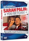 Sarah Palin You Betcha UK IMPORT DVD NEW