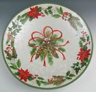222 Fifth (PTS) China HOLIDAY FESTIVITIES Pasta Serving Bowl EX