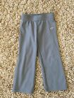 Boys Champion Pants Duo Dry Athletic Gray Polyester Size 4 5 Extra Small XS