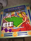 1965 Bank-A-Ball Pinball Machine