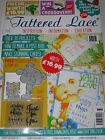 TATTERED LACE MAGAZINE 37 INCLUDES A FREE DIE SET FOR CARDS  SCRAPBOOK IDEAS