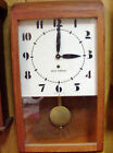 Seth Thomas 8 day Time Only Wall Clock