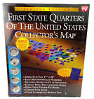 First State Quarters USA coin collectors Map Folder limited edition 1999 2008