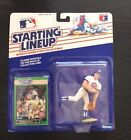 GREG MADDUX 1989 1ST KENNER STARTING LINEUP BASEBALL CHICAGO CUBS ROOKIE BRAVES