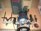 RYOBI INDUSTRIAL RE-601 VARIABLE SPEED HALF INCH PLUNGE ROUTER 2050w 230v VGC