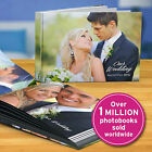Custom 11 x 85 Hard Cover 100 Page Photo Book Personalized Memory Album