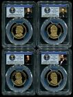 2011 S Presidential 1 Dollar 4 Coin Proof Set PCGS PR70 DCAM New Holders