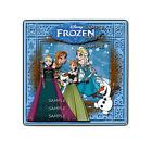 Disney Frozen Sisters and Olaf premade scrapbook page paper piecing layout
