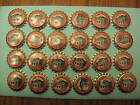 24 PITTSBURGH BREWING CO Beer Bottle Caps Crowns UNCRIMPED and UNUSED