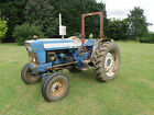 FORD 5000 PRE FORCE SUPER MAJOR TRACTOR