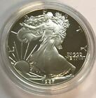 1987 S PROOF SILVER AMERICAN EAGLE W BOX  COA BUY IT NOW BEST OFFER
