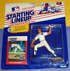 1988 WILLIE HERNANDEZ #21 Detroit Tigers Rookie - low s/h - sole Starting Lineup