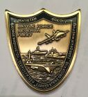 Battle Force Seventh Fleet CTF 70 First to Fight Challenge Coin