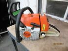 Stihl MS360 pro  chainsaw for parts or rebuild-Ships on Tuesday